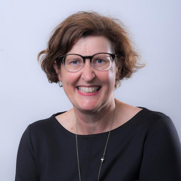 Fiona McTavish women in leadership