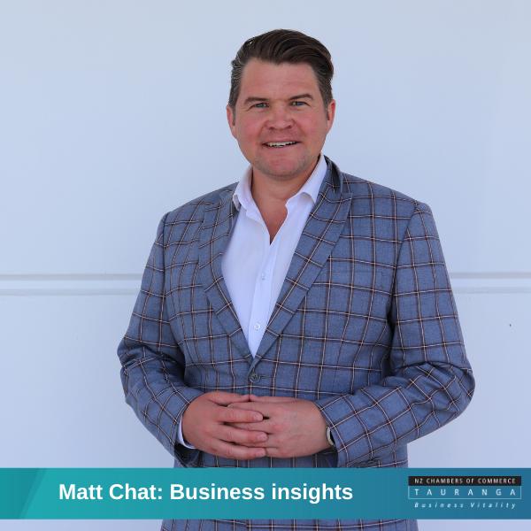 Matt Cowley Chamber CEO