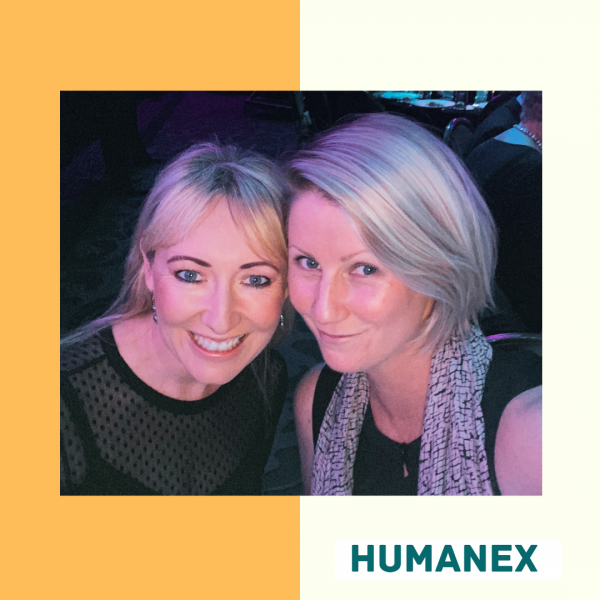 Lindsey and Kate from Humanex