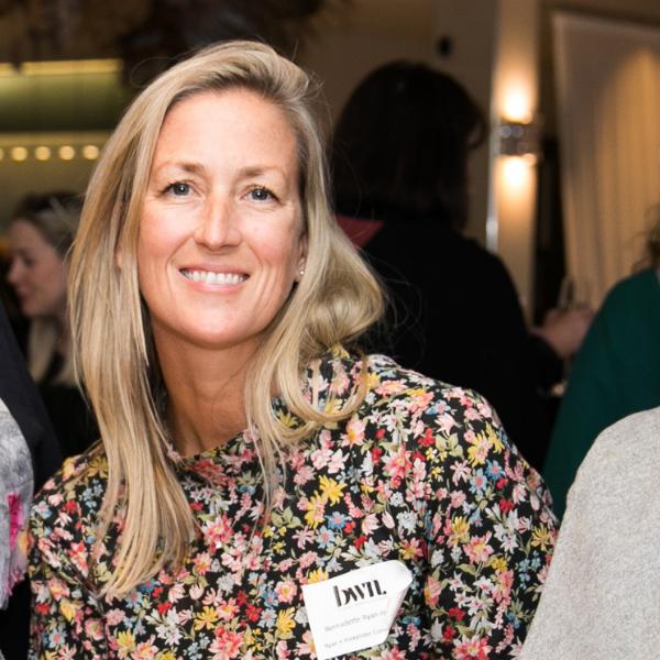Bernadette Ryan-Hopkins at a recent BWN event.