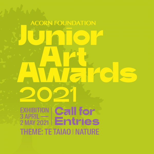 Junior Art Awards 2021 Call_Entries