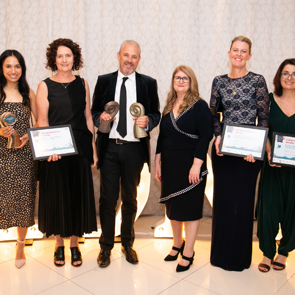 Tauranga Business Awards 2020 supreme winner
