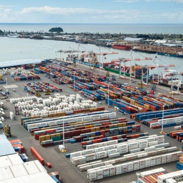 Port of Tauranga Exports