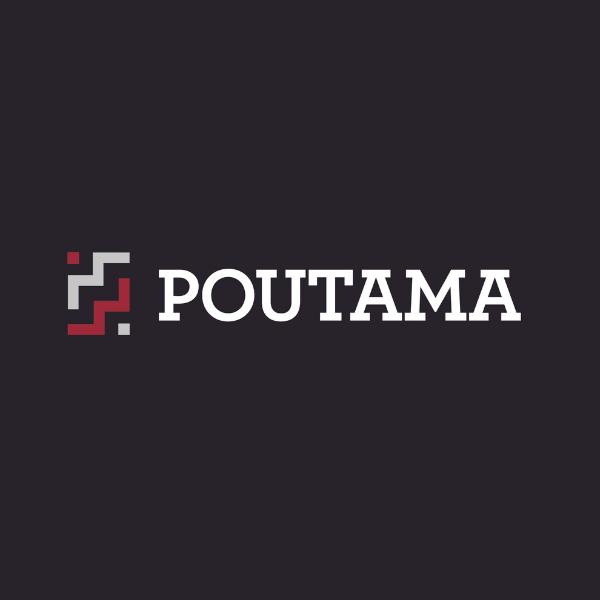 Poutama Logo Square Format