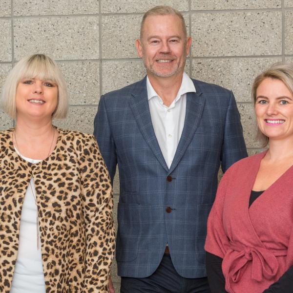 Regional Business Partner Network Team Photo