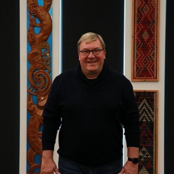 University of Waikato Tauranga Academic Director Ken Perszyk